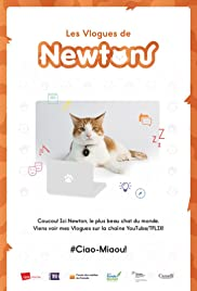 Les vlogues de Newton Poster