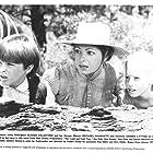 Debbie Lytton, Michael Sharrett, and Karen Valentine in Hot Lead and Cold Feet (1978)