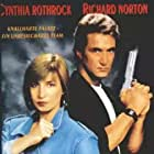 Cynthia Rothrock and Richard Norton in Rage and Honor (1992)