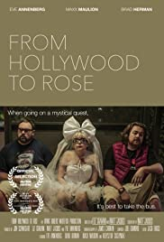 From Hollywood to Rose Poster