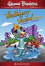 The Huckleberry Hound Show Poster - TV Show Forum, Cast, Reviews