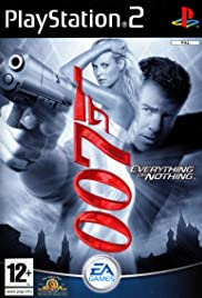 James Bond 007: Everything or Nothing Poster