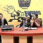 Vidya Balan, Vikas Gupta, and Shilpa Shinde in Bigg Boss (2006)