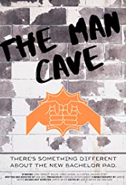 The Man Cave Poster