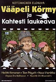 Vääpeli Körmy ja kahtesti laukeava Poster