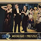 Mary Brian, Helen Bennett, Leo Carrillo, Lillian Miles, Roger Pryor, and Sonny Walters in Moonlight and Pretzels (1933)