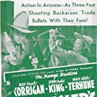 Ray Corrigan, Frank Ellis, and Max Terhune in Wrangler's Roost (1941)
