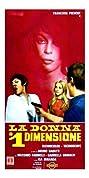 La donna a una dimensione (1969) Poster
