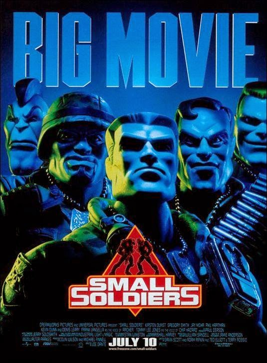 Poster film Small Soldiers
