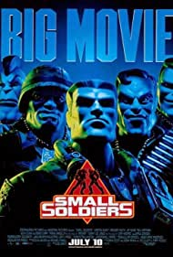 Tommy Lee Jones, Ernest Borgnine, Jim Brown, George Kennedy, Frank Langella, and Clint Walker in Small Soldiers (1998)