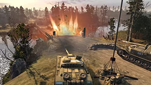 Company Of Heroes 2: More Than Tanks