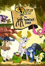 Valt the Wonder Deer Poster