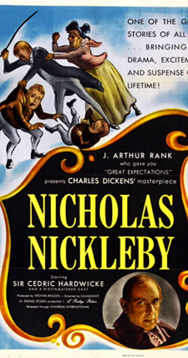 Subtitle of The Life and Adventures of Nicholas Nickleby