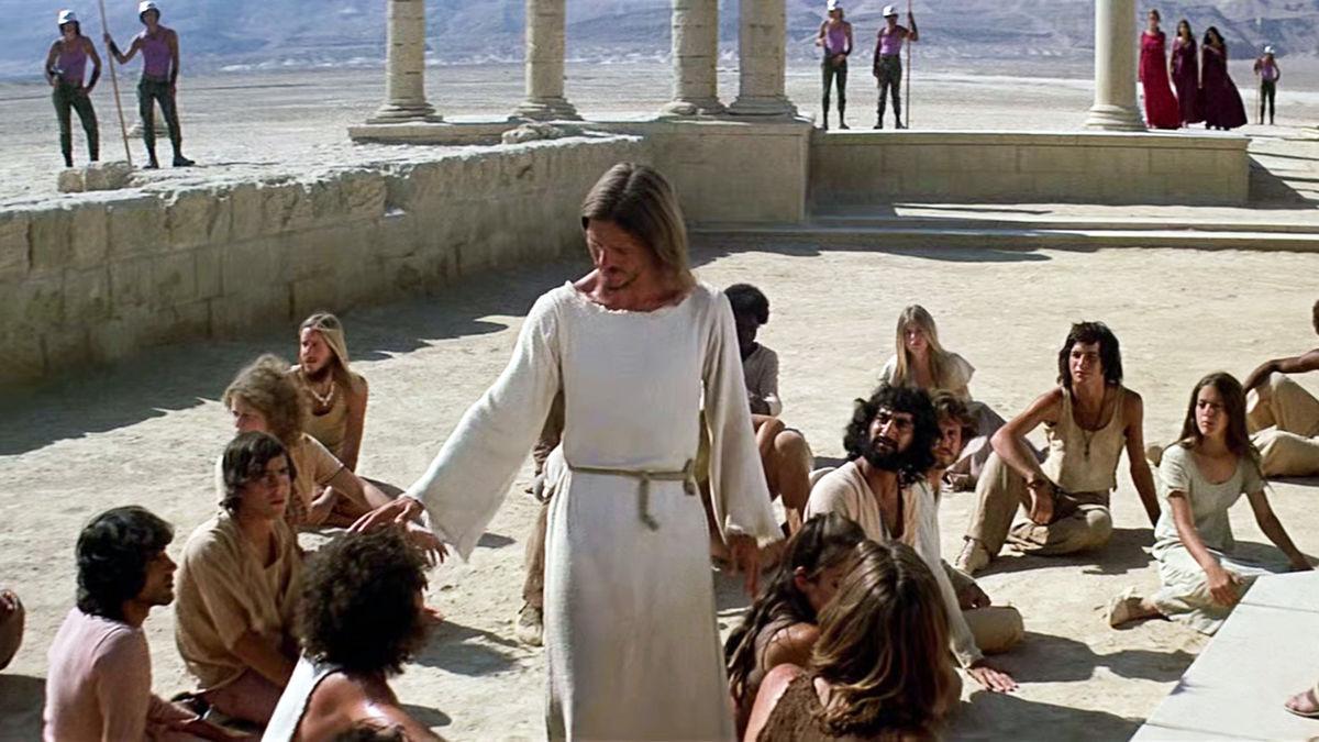 Ted Neeley in Jesus Christ Superstar (1973)