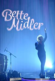 Bette Midler: One Night Only Poster