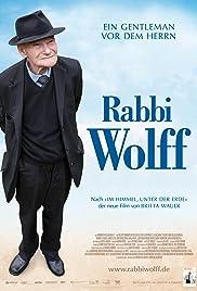Rabbi Wolff Poster