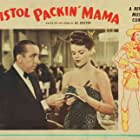 Ruth Terry and Wally Vernon in Pistol Packin' Mama (1943)