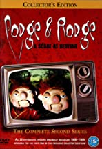 Podge and Rodge. A Scare at Bedtime