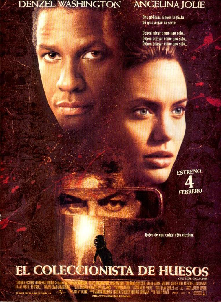 The Bone Collector (1999) Hindi Dubbed
