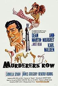 Murderers' Row (1966) Poster - Movie Forum, Cast, Reviews