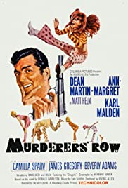 Murderers' Row (1966) Poster - Movie Forum, Cast, Reviews