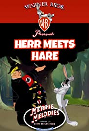 Herr Meets Hare Poster