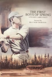 The First Boys of Spring Poster
