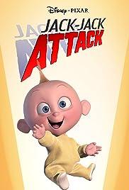 Jack-Jack Attack Poster