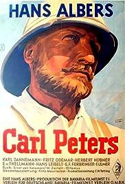 Carl Peters Poster