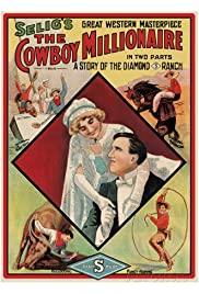 The Cowboy Millionaire Poster