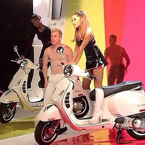 Ariana Grande in Ariana Grande Feat. Iggy Azalea: Problem (2014)