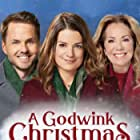 Kathie Lee Gifford, Paul Campbell, and Kimberley Sustad in A Godwink Christmas (2018)