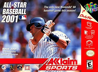 Watch you tube movies All-Star Baseball 2001 [XviD]