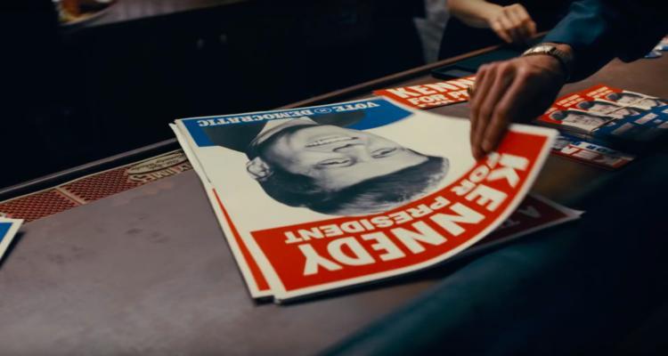 John F. Kennedy in The Irishman (2019)