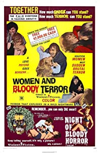 Movie full hd download Women and Bloody Terror USA [720x576]