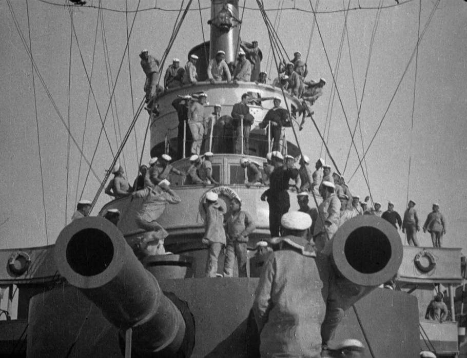 Bronenosets Potemkin (1925)