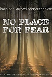 No Place For Fear Poster