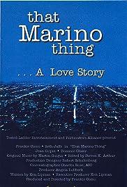 That Marino Thing Poster