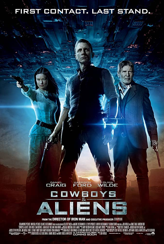 Cowboys & Aliens (2011) Hindi Dubbed