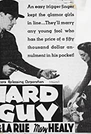 Hard Guy(1941) Poster - Movie Forum, Cast, Reviews