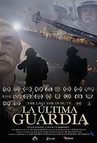 Javier Herran and Javier Galbarriartu in The last day on duty (2019)