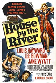 House by the River (1950) Poster - Movie Forum, Cast, Reviews