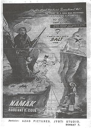 Namak movie, song and  lyrics