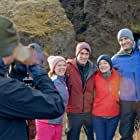 Kaitlin Doubleday, Jóel Sæmundsson, Kate Easton, Preston Sadleir, Colin Donnell, and Patti Murin in Love on Iceland (2020)