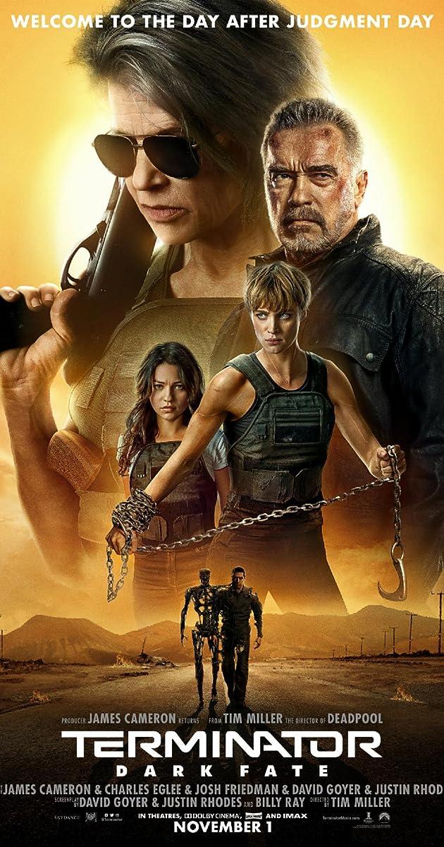Terminator Dark Fate 2019 Full Cast Crew Imdb