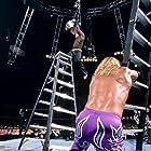 Adam Copeland and Jeff Hardy in WrestleMania X-Seven (2001)
