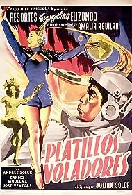 Los platillos voladores (1956)