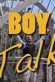 Boy Talk Poster