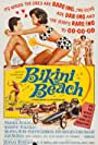 Frankie Avalon and Annette Funicello in Bikini Beach (1964)