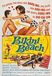 Bikini Beach (1964) Poster - Movie Forum, Cast, Reviews
